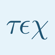 TeX Anywhere icon